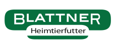 Blattner Heimtierfutter - Ihr tierisch starker Heimtierprofi-Logo