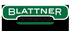 Blattner Heimtierfutter - Ihr tierisch starker Heimtierprofi-Logo