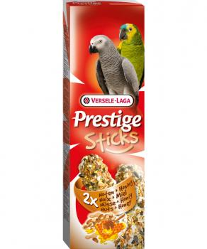 Sticks VL Papagei - Nüße & Honig (140 g)