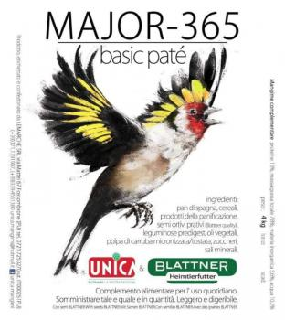 Unica - Major 365 (4 kg)