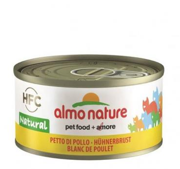 Almo Nature Natural - Hühnerbrust 5022 (70 g)