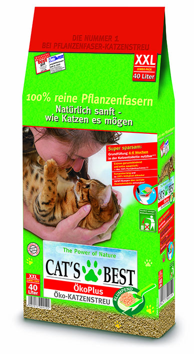 Cat S Best Oko Plus 40 Liter