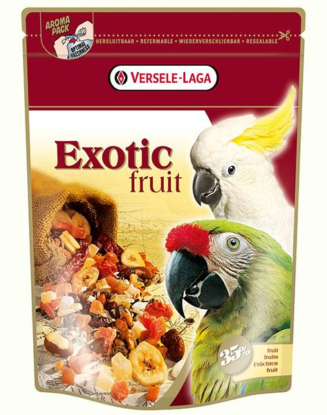 Exotic Fruits VL - Papageien Snack (600 g)