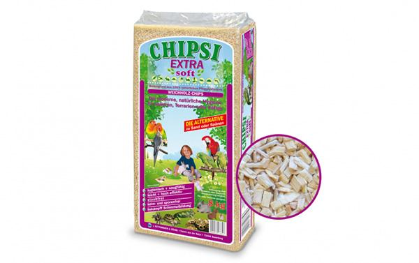 Chipsi Extra Soft (8 kg)